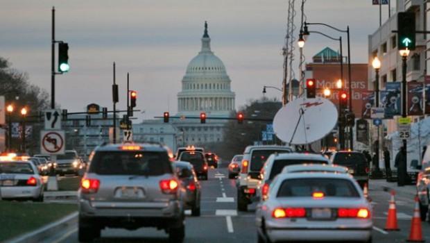 Traffic-Washington-DC