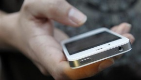 Apple iPhone 4S (Reuters).