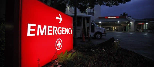 615 emergency hospital reuters health care