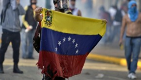 VENEZUELA-POLITICS-OPPOSITION-DEMO-CLASHES